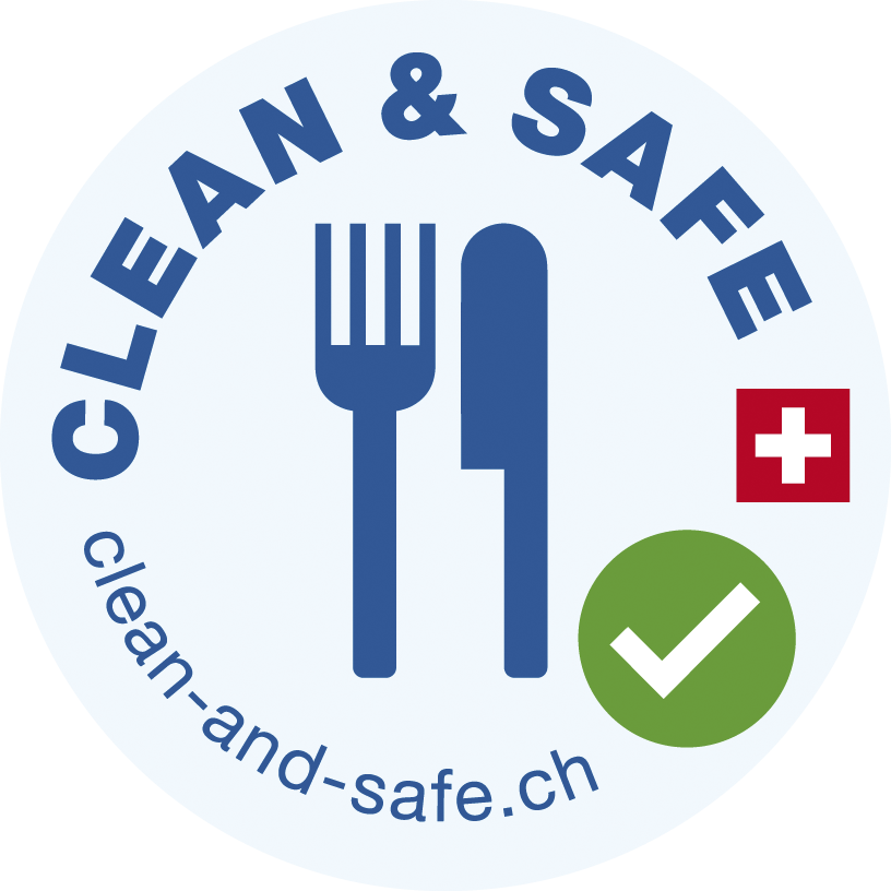 Clean and safe label